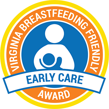 Virginia Breastfeeding Friendly Early Care Award